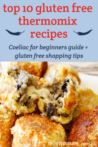 gluten free thermomix coeliac recipes