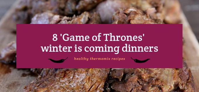 Winter Thermomix Recipes