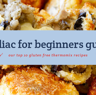 Coeliac for beginners guide thermomix