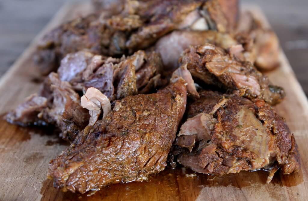 Slow Cooker Greek Lamb Recipe