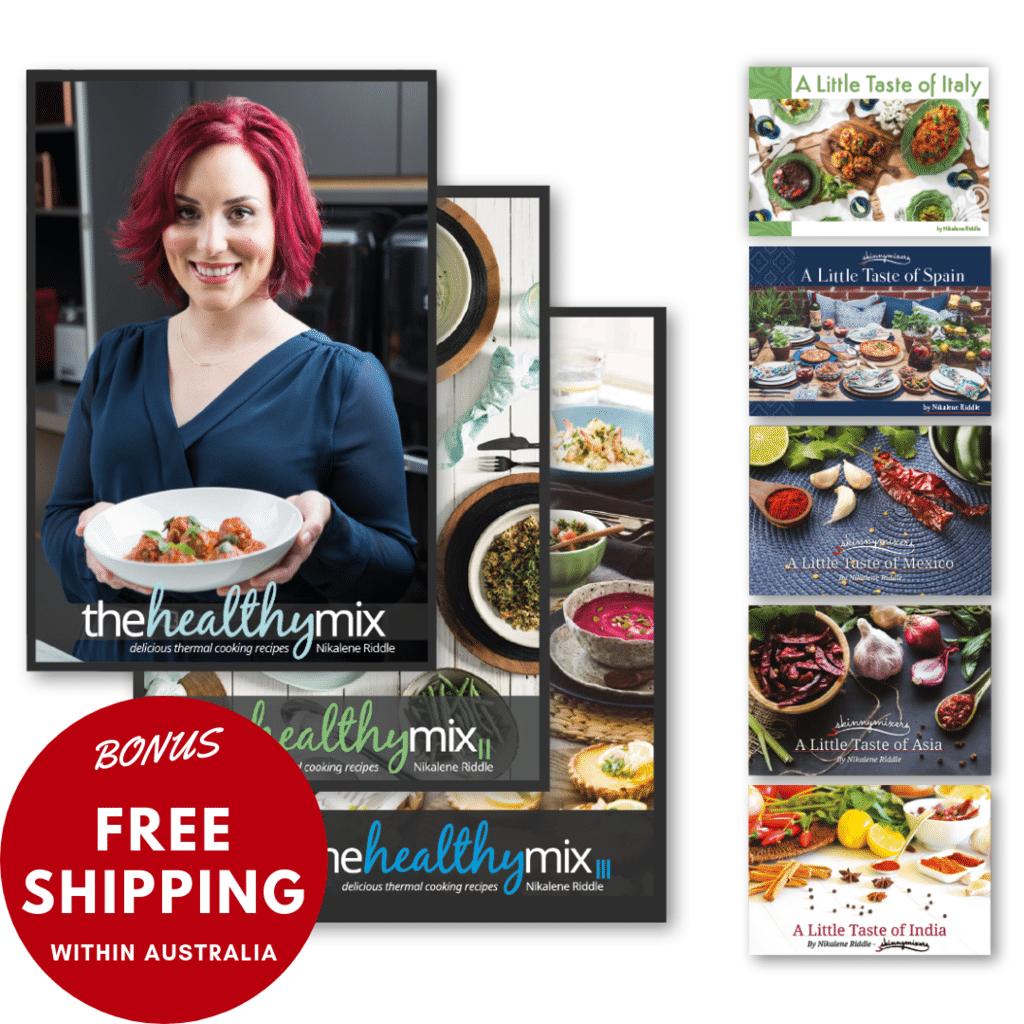 Skinnymixers Cookbook Bundle