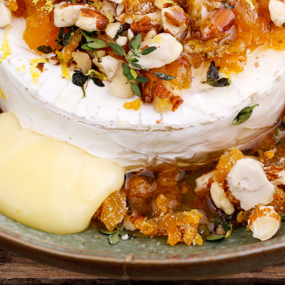 Thermomix Warm Brie Recipe