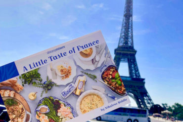A Little Taste of France Cookbook