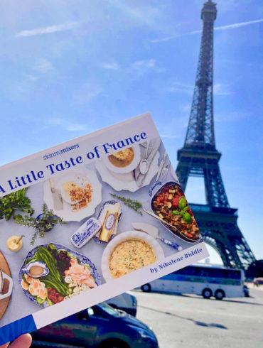 A Little Taste of France Cookbook