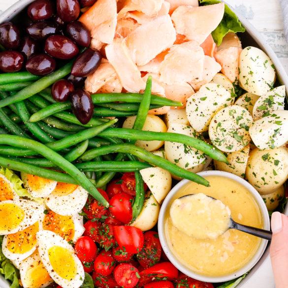 Nicoise Salad Skinnymixers