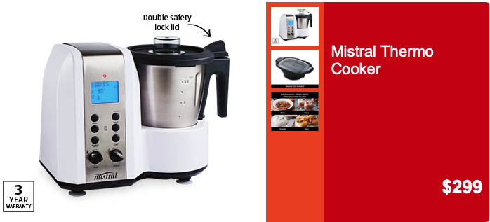 How to get the most out of your ALDI Mistral Thermo Cooker