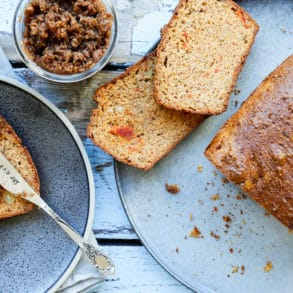 Savoury Loaf Maple Bacon Spread
