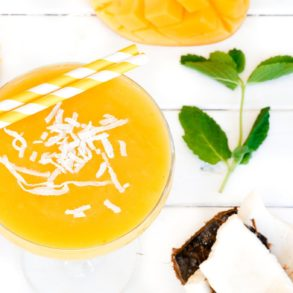 Mango Thermomix Cocktail