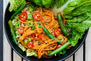 Chow Mein Thermomix Recipe