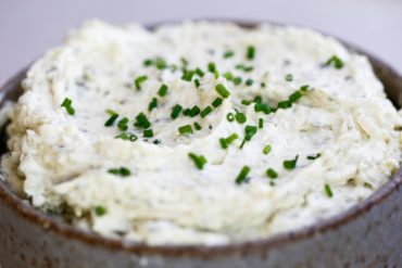Gherkin dip Thermomix recipe