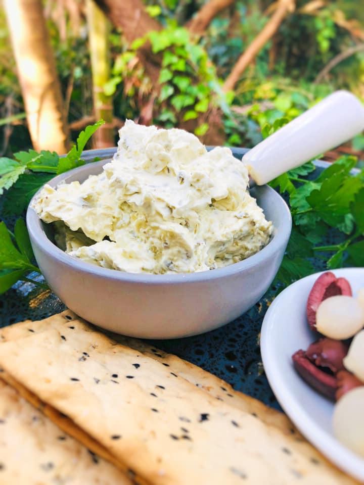 Gherkin Dip Thermomix recipe snack