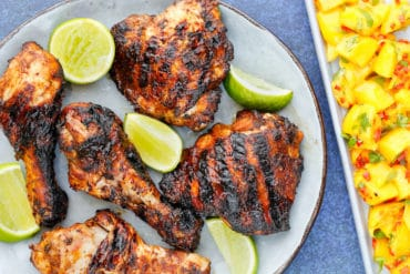 Jerk Marinade Thermomix recipe Skinnymixers