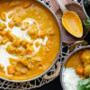 Quick Chicken Sweet Potato Curry Skinnymixers