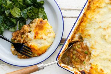 Shepherd's Pie Thermomix recipe hidden veg