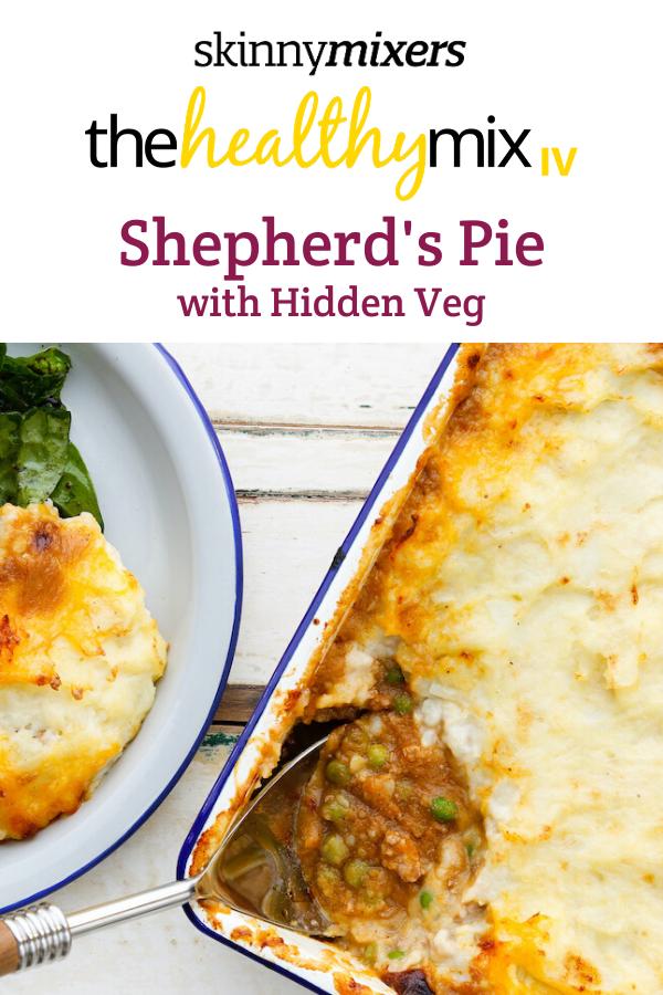 Shepherd's Pie with Hidden Vegetables