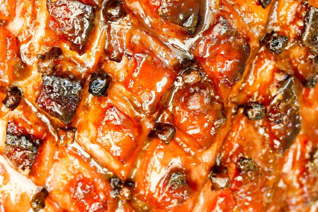 skinnymixer's Glazed Ham
