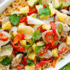 Sweet and Sour Pork All-in-One Dinner