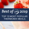 Best Thermomix Recipes 2019