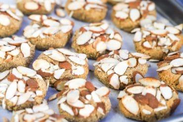 Greek Almond Biscuits Skinnymixers