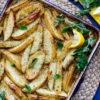 Skinnymixers Lemon Oregano Potatoes