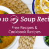 Top 10 Thermomix Soup Recipes