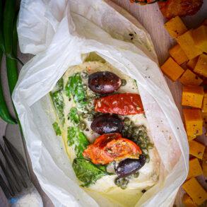 Mediterranean Fish Parcels