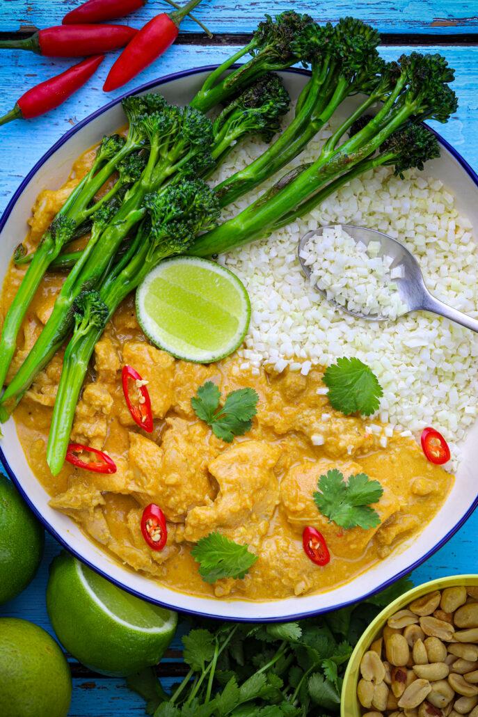 THMV: Creamy Satay Chicken