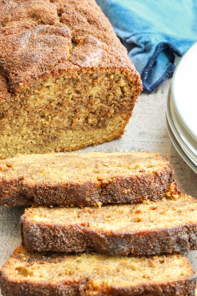 THMV: Cinnamon Swirl Loaf