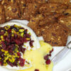 Skinnymixers Cranberry Pumpkin Seed Crackers